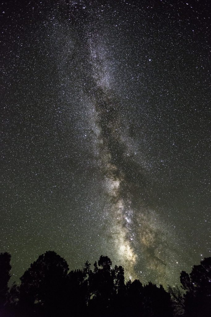 A night under the stars - Stargazing with JVP