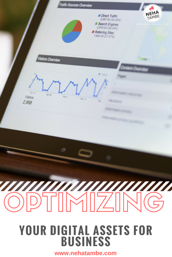 Optimization of digital assets tips for small businesses