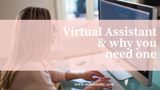 Virtual assistants and why you should hire one