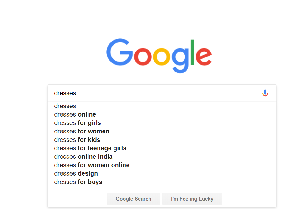 keyword research for small businesses