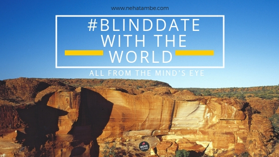Blind date with the world- where would you travel?