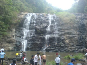 Abby Falls in Coorg