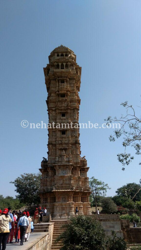 Vijay Stambh at Chittorgarh
