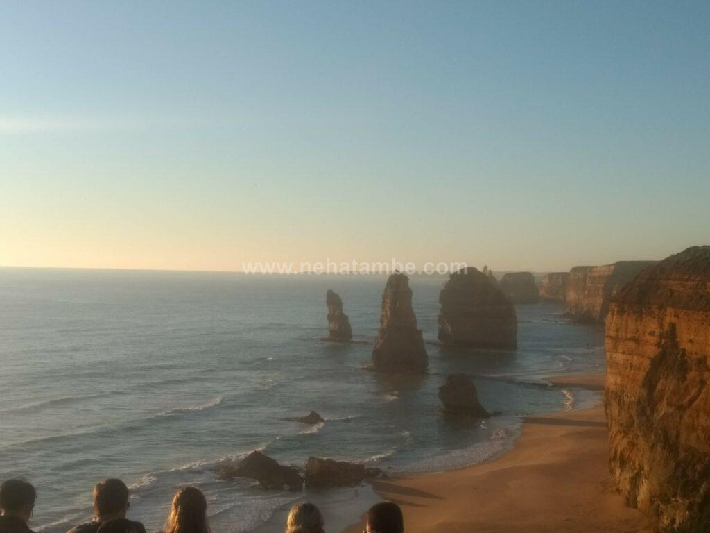 12 Apostels in Australia