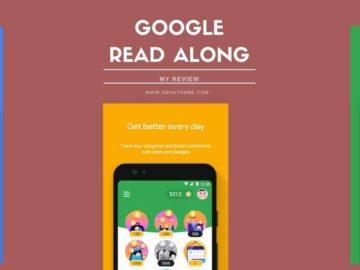Google Read Along review