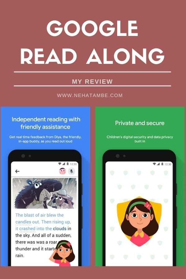 Google Read Along review