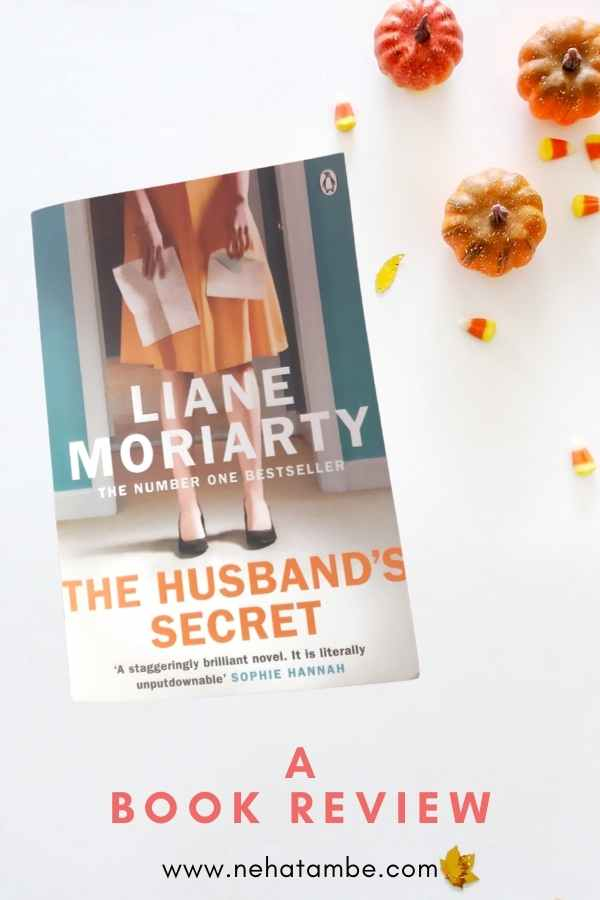 Book review of the Husband's secret