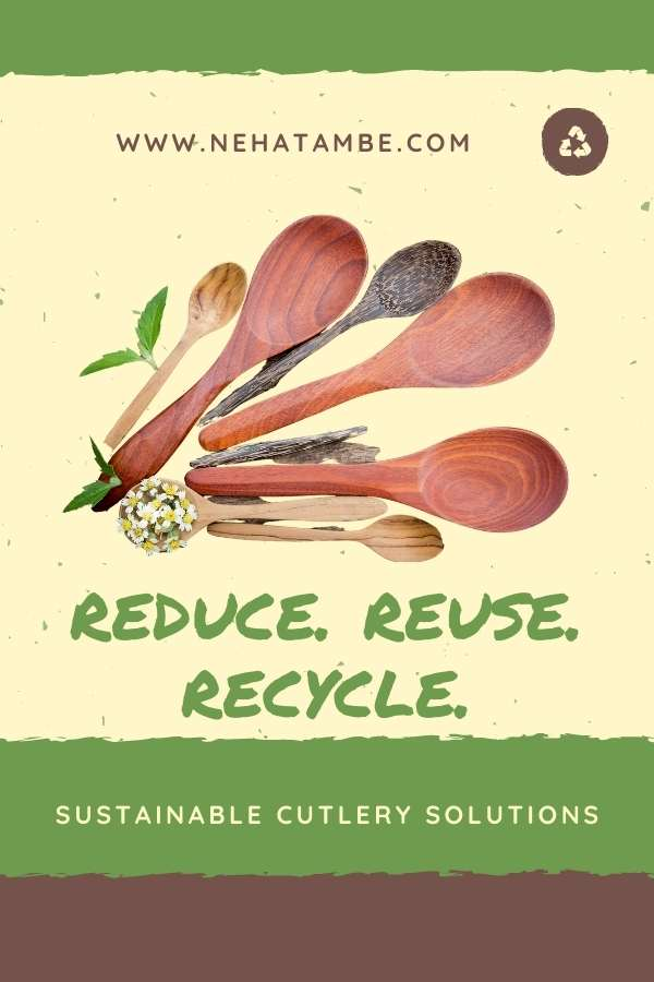 Sustainable cutlery for better world