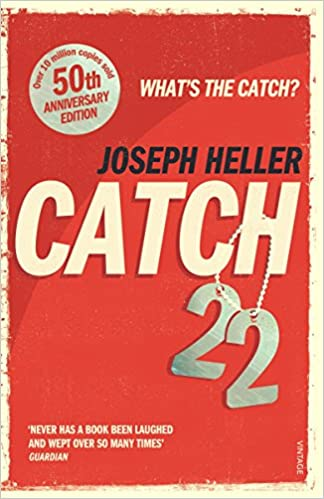 best contemporary books - catch 22