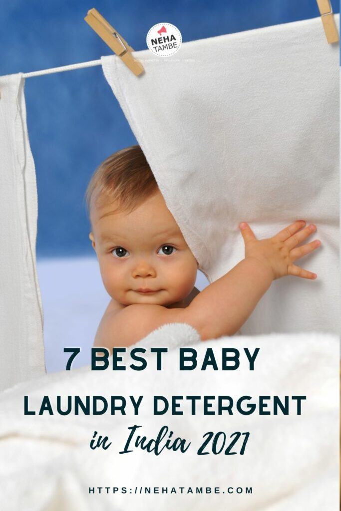 7 Best Natural Laundry detergents for babies in India 2021